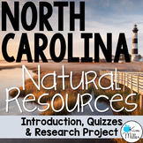 North Carolina Natural Resources (Research Project)