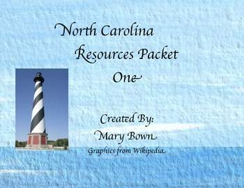 North Carolina Packet (Regions, History, Geography, & Comm