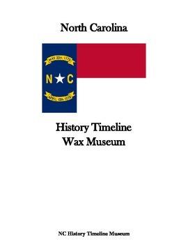 North Carolina History Timeline Wax Museum