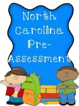 North Carolina Pre-Assessment