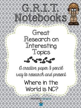 North Carolina Report  PROBE Notebook