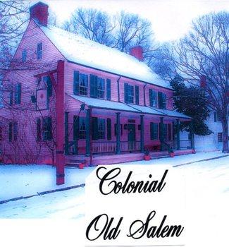 North Carolina: Colonial Old Salem