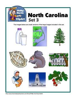 North Carolina Set 3