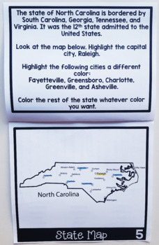 North Carolina State Flipbook