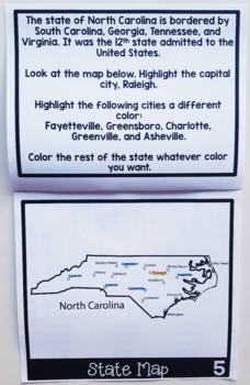 North Carolina State Flipbook