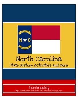 North Carolina State History and Symbols