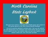 North Carolina State Lapbook Project