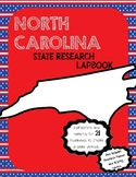 North Carolina State Research Lapbook Interactive Project