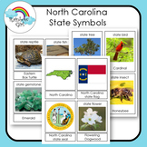 North Carolina State Symbols Cards