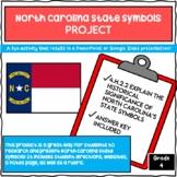 North Carolina State Symbols Project