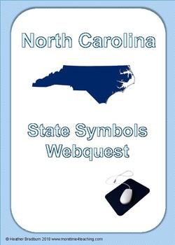 North Carolina Symbols Web-Quest