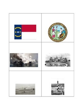 North Carolina Symbols and Landmarks