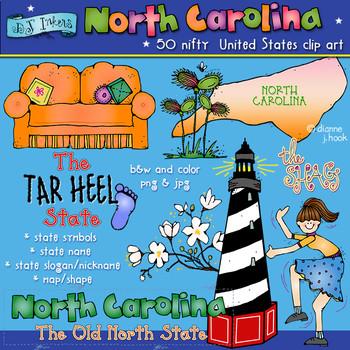 North Carolina USA Clip Art Download