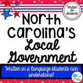 North Carolina's Local Government