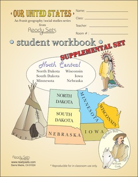 North Central States Supplemental 32 Page Workbook