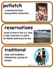 ReadyGen Northwest Coast Peoples Vocabulary 4th grade Unit