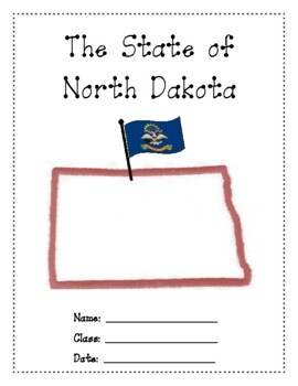 North Dakota A Research Project