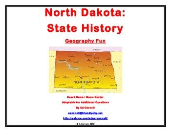 North Dakota Board Game