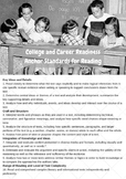 North Dakota College and Career Readiness Anchor Standards