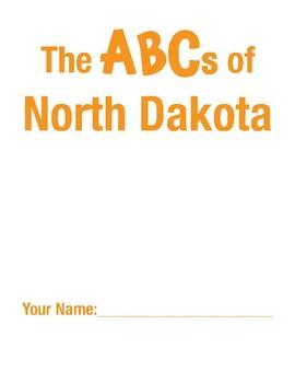 North Dakota Handwriting Printables - Print Edition