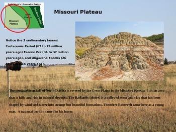 North Dakota History PowerPoint - Part I
