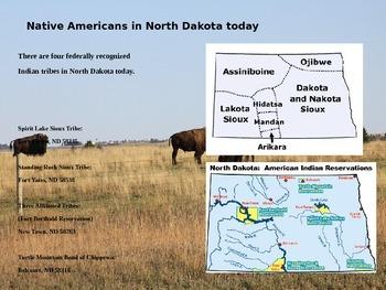 North Dakota History PowerPoint - Part II