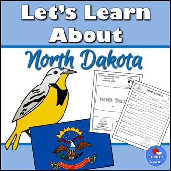 North Dakota History and Symbols Unit Study