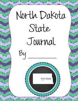 North Dakota Journal Set