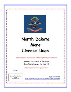 North Dakota More License Lingo