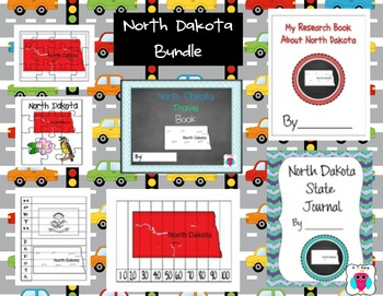 North Dakota Resource Bundle-7 Resources