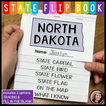 North Dakota State Book