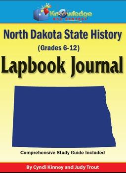 North Dakota State History Lapbook Journal