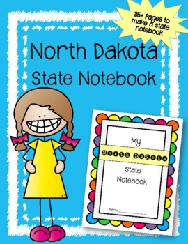 North Dakota State Notebook. US History and Geography