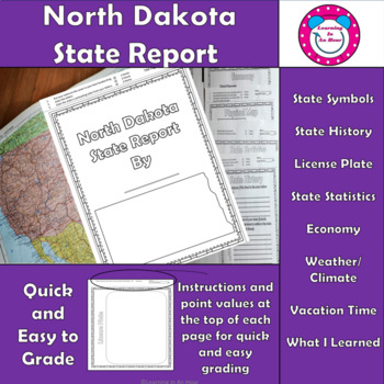 North Dakota State Report