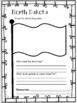 North Dakota State Research Report Project Template Bonus Timeline Craftivity ND
