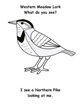 North Dakota State Symbols Student Book
