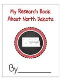North Dakota Student Research Book