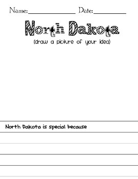 North Dakota Student Research Book