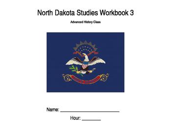 North Dakota Studies Workbook 3