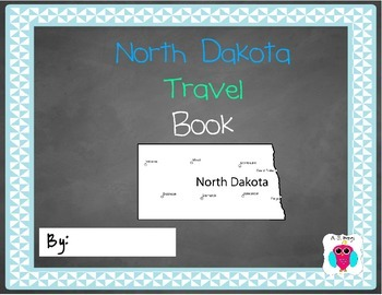North Dakota Travel Journal
