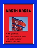 North Korea - A lesson with Youtube links - ENGLISH