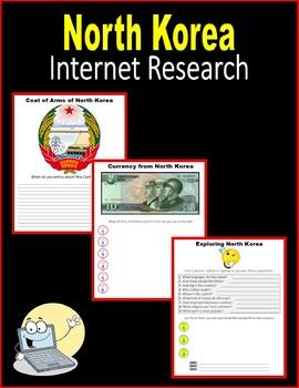 North Korea (Internet Research)