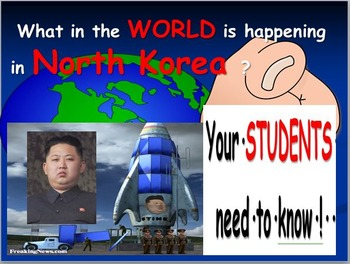 North Korea: News Article with Comprehension Questions