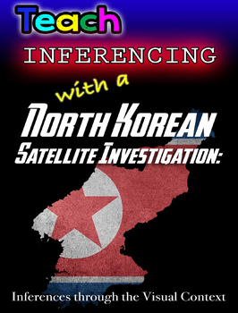 North Korea Satellite Investigation: Inferences through the Visual Context