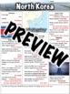 North Korea Worksheet
