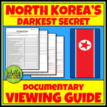 North Korea's Darkest Secret -Documentary Viewing Guide -w/ FREE Google version