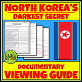 Secret State of North Korea Documentary Worksheet Viewing Guide