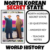 North Korean Secret State Video Guide