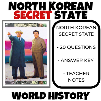 North Korean Secret State Video Guide