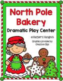 North Pole Bakery Dramatic Play